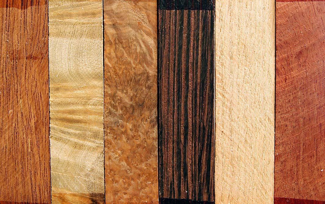 Holzsorten Parkett Vorschaubild