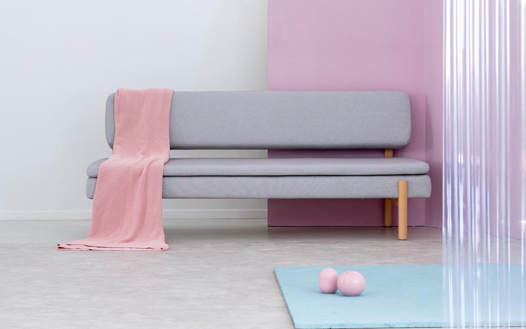 Trendfarben Rose Quartz und Serenity