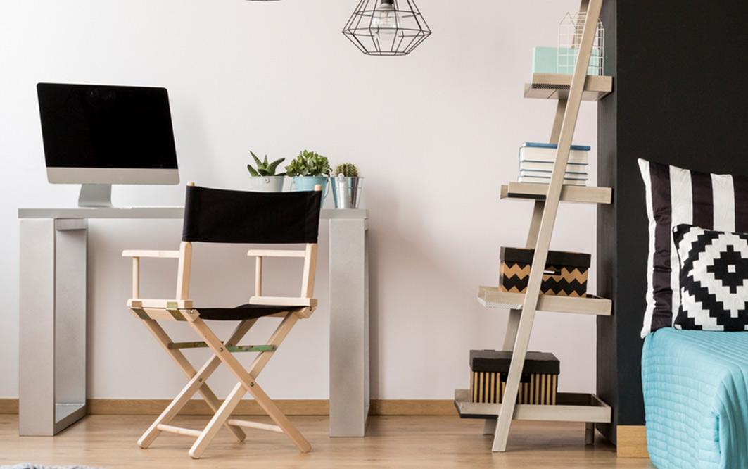 Dekorierter Raum im Atelier Chic Style