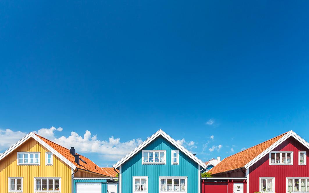 Beliebte Farben und Tipps zum Fassade streichen | Tipps und ...
