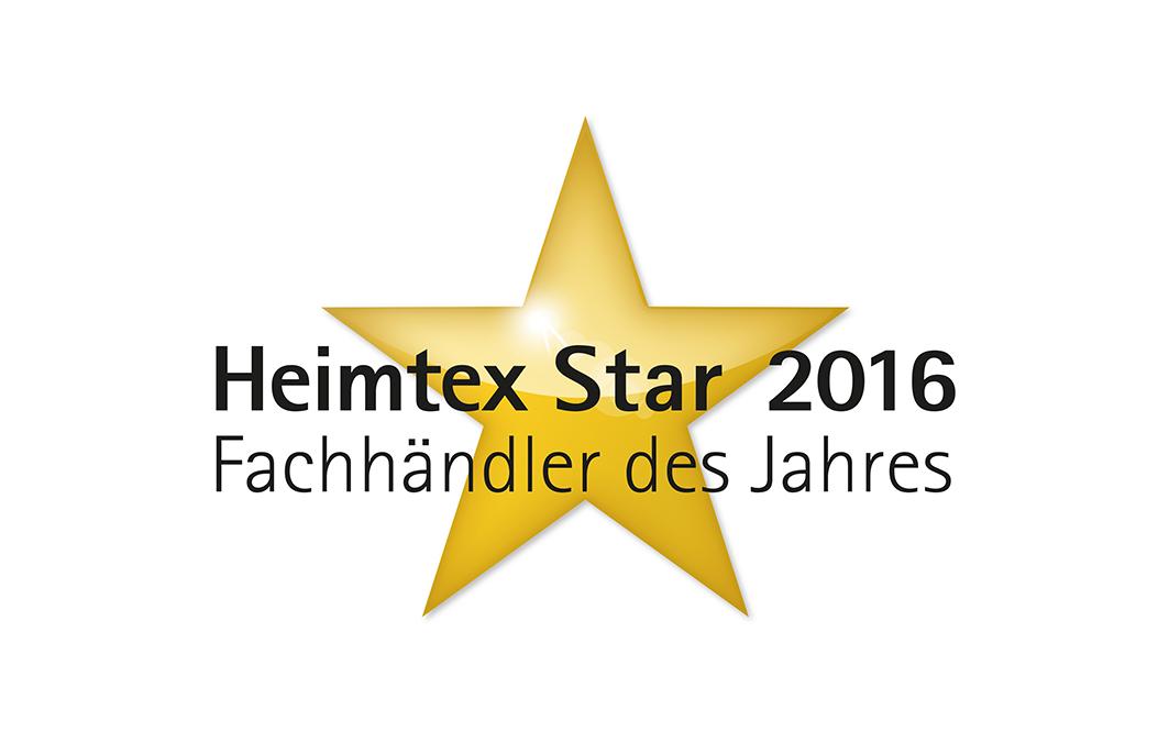 Logo Heimtex Star 2016