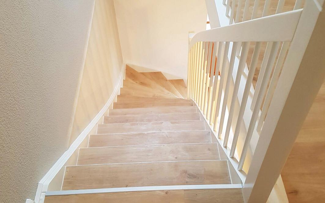 Treppen Sanierung vom WohnStore
