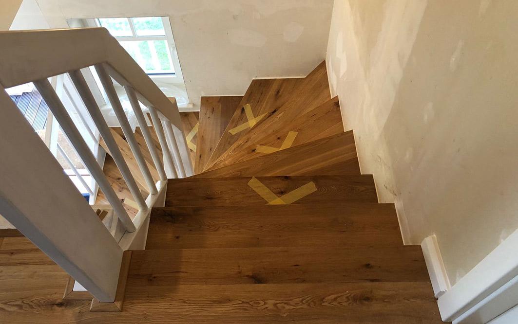 Treppen Sarnierung Vorschaubild
