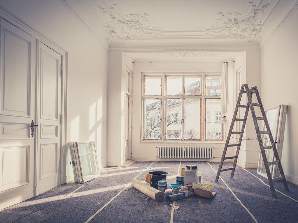 Malerarbeiten Tapezieren Vom Meisterbetrieb Wohnstore