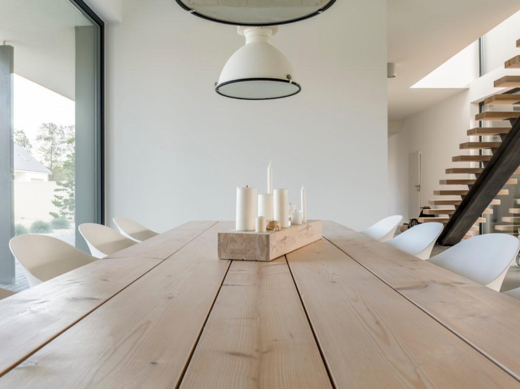 Esszimmer Tisch Dekoration