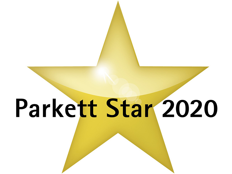 Logo Parkett Star 2020